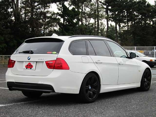 Used 2011 AT BMW 3 Series LBA-US20 Image[2]