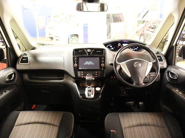 Used 2014 CVT Nissan Serena DAA-HFC26 Image[1]
