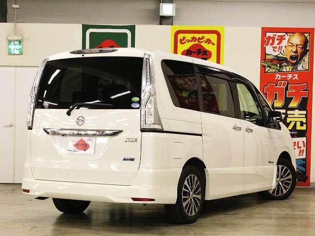 Used 2014 CVT Nissan Serena DAA-HFC26 Image[2]