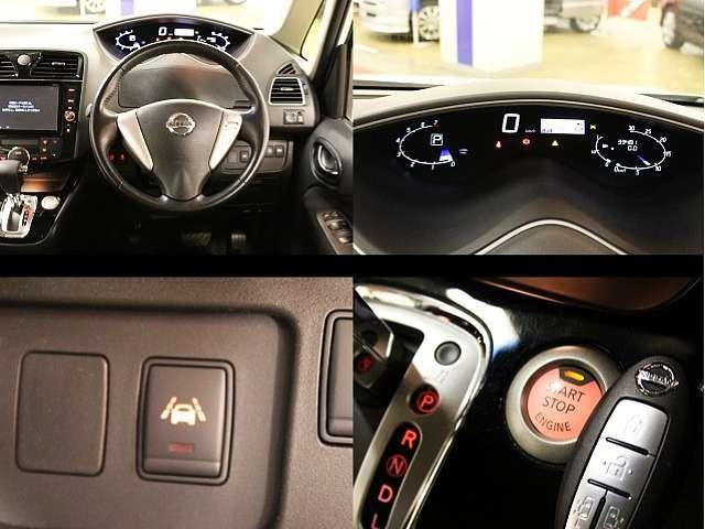Used 2014 CVT Nissan Serena DAA-HFC26 Image[4]