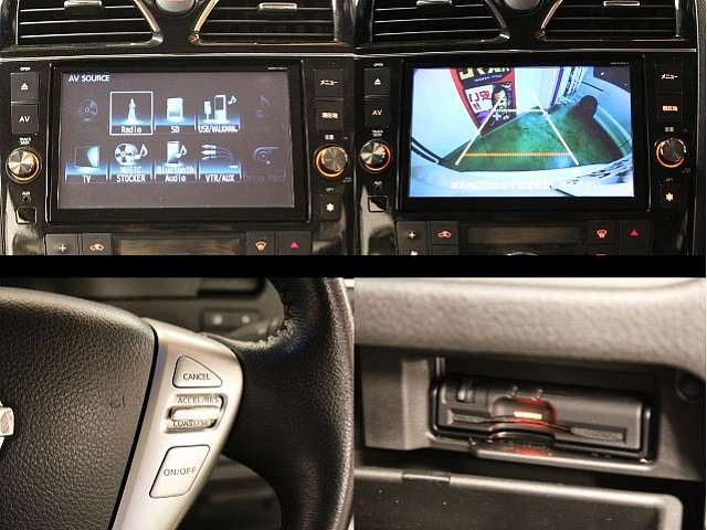 Used 2014 CVT Nissan Serena DAA-HFC26 Image[5]
