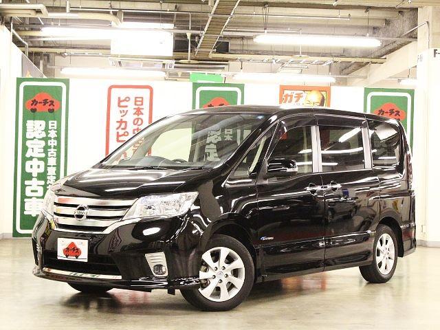 Used 2013 CVT Nissan Serena DAA-HFC26