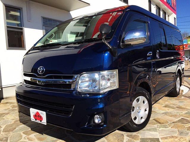 Used 2012 AT Toyota Regiusace Van LDF-KDH211K
