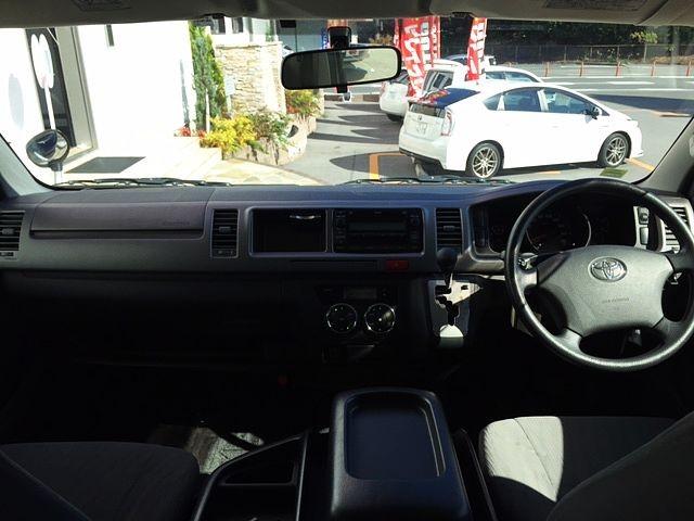 Used 2012 AT Toyota Regiusace Van LDF-KDH211K Image[1]