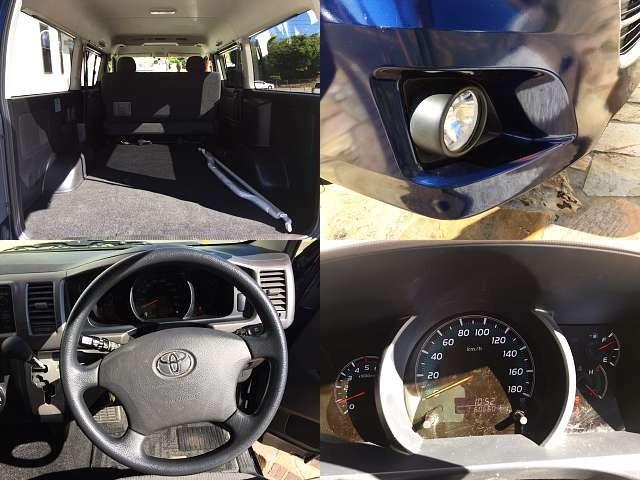 Used 2012 AT Toyota Regiusace Van LDF-KDH211K Image[8]
