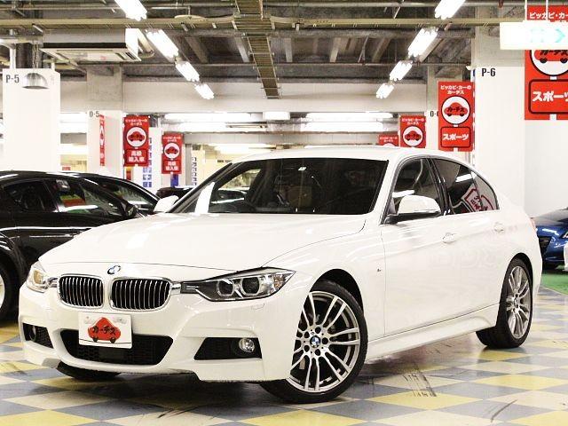 Used 2014 AT BMW 3 Series DBA-3B20
