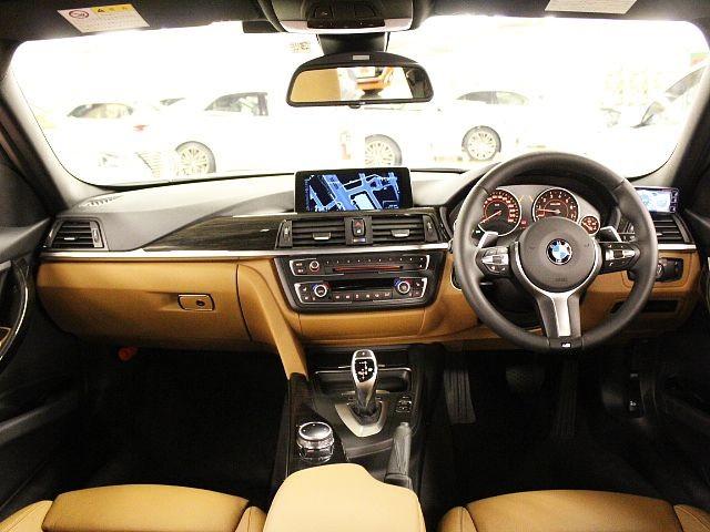 Used 2014 AT BMW 3 Series DBA-3B20 Image[1]
