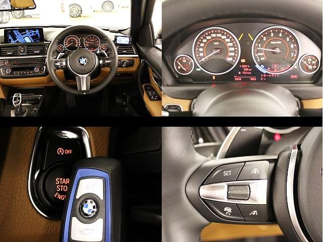 Used 2014 AT BMW 3 Series DBA-3B20 Image[4]