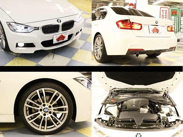 Used 2014 AT BMW 3 Series DBA-3B20 Image[8]
