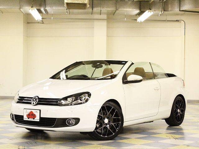 Used 2014 AT Volkswagen Golf DBA-1KCTHK