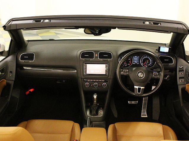 Used 2014 AT Volkswagen Golf DBA-1KCTHK Image[1]