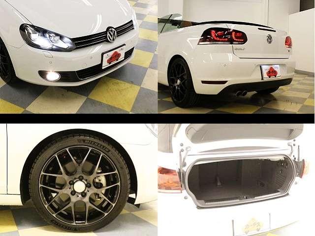 Used 2014 AT Volkswagen Golf DBA-1KCTHK Image[8]