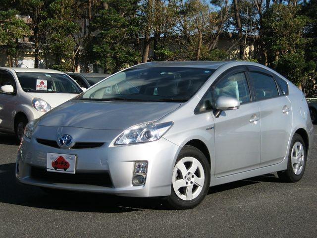 Used 2009 CVT Toyota Prius DAA-ZVW30