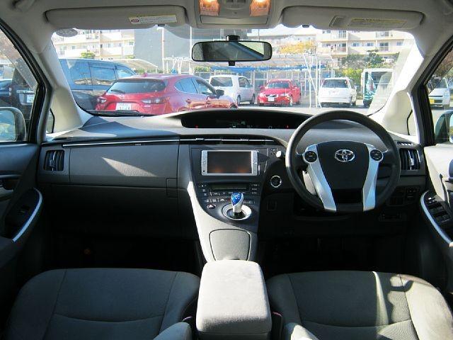 Used 2009 CVT Toyota Prius DAA-ZVW30 Image[1]