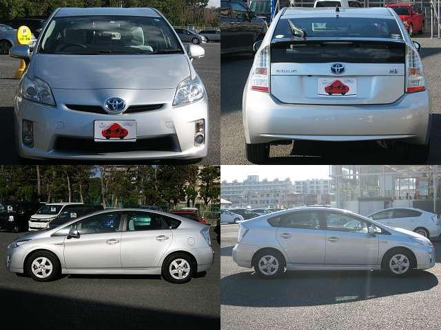 Used 2009 CVT Toyota Prius DAA-ZVW30 Image[8]