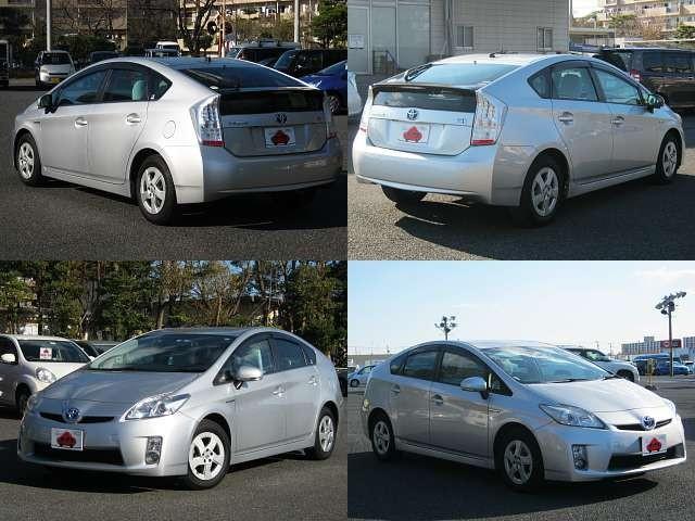 Used 2009 CVT Toyota Prius DAA-ZVW30 Image[9]
