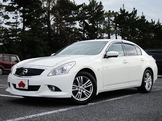 Used 2010 AT Nissan Skyline DBA-V36