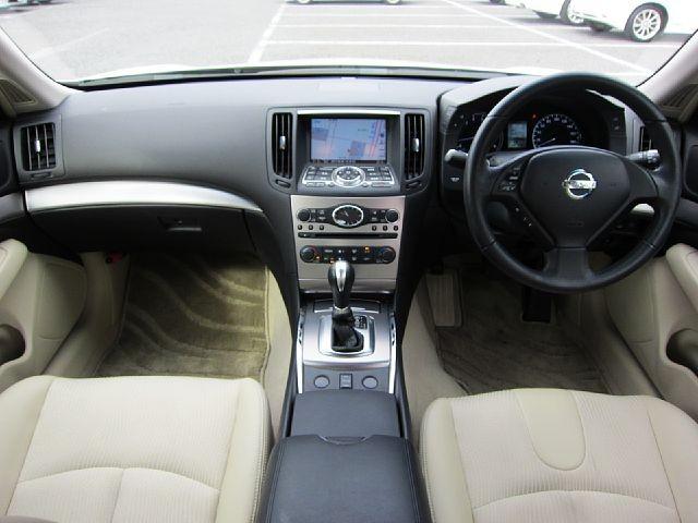 Used 2010 AT Nissan Skyline DBA-V36 Image[1]