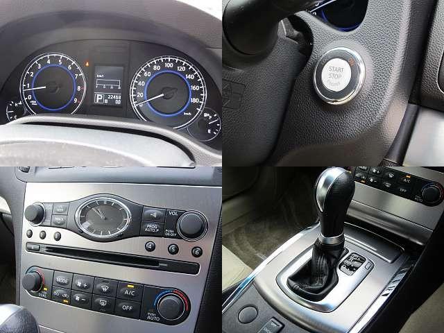 Used 2010 AT Nissan Skyline DBA-V36 Image[4]