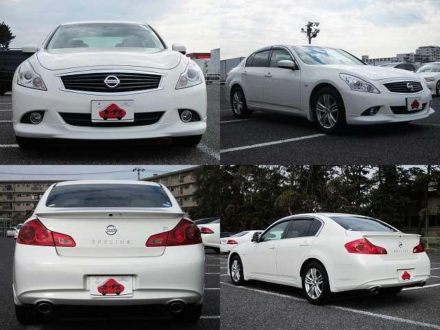 Used 2010 AT Nissan Skyline DBA-V36 Image[9]