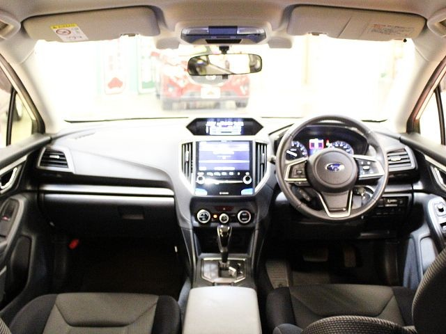 Used 2018 CVT Subaru Impreza DBA-GT2 Image[1]