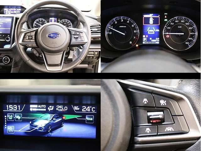 Used 2018 CVT Subaru Impreza DBA-GT2 Image[4]