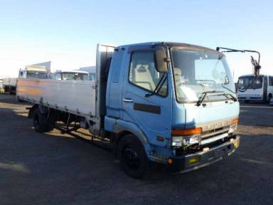 Mitsubishi Fuso Fighter 1997 from Japan