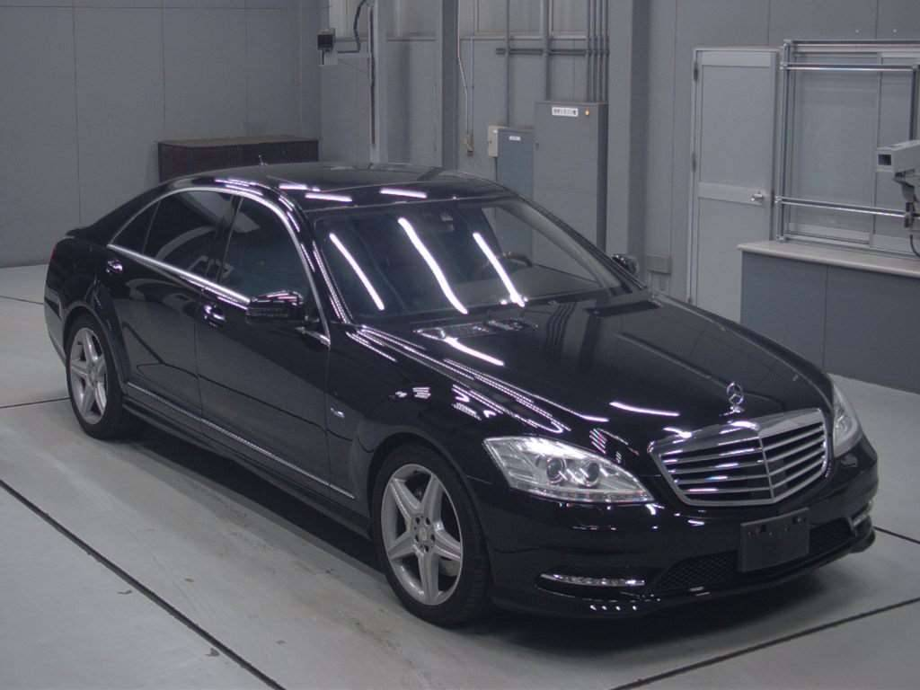 Used 2012 AT Mercedes Benz S-Class 221173
