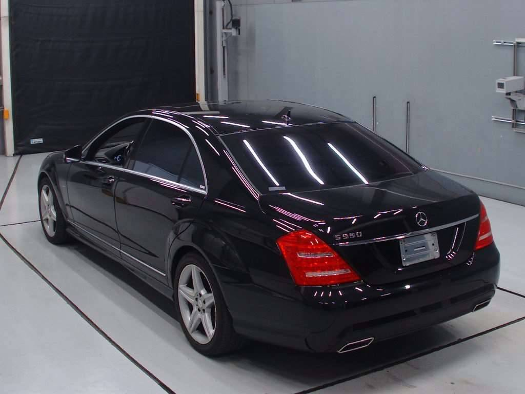 Used 2012 AT Mercedes Benz S-Class 221173 Image[1]