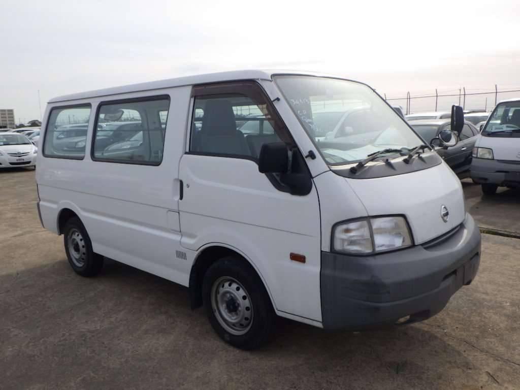 Used 2006 MT Nissan Vanette Van SK82VN