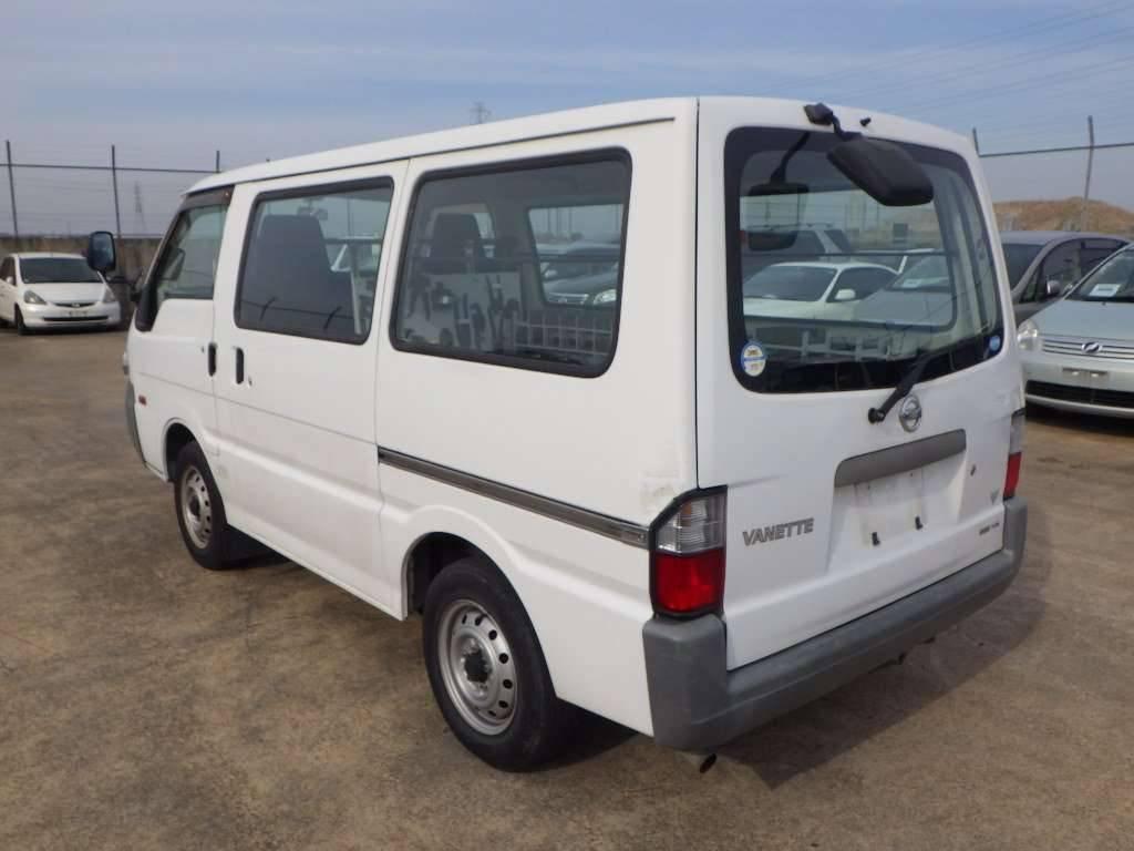 Used 2006 MT Nissan Vanette Van SK82VN Image[3]