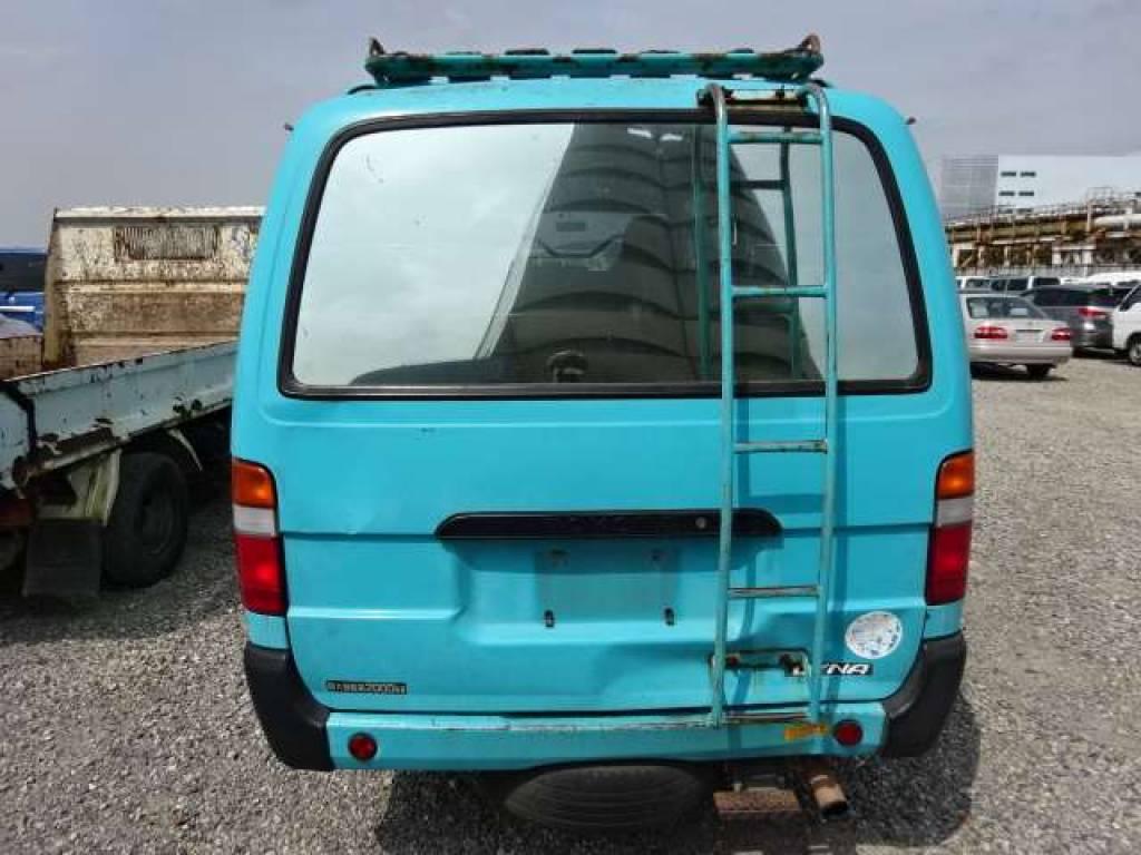 Used 2004 MT Toyota Dyna Root Van BU306V Image[5]
