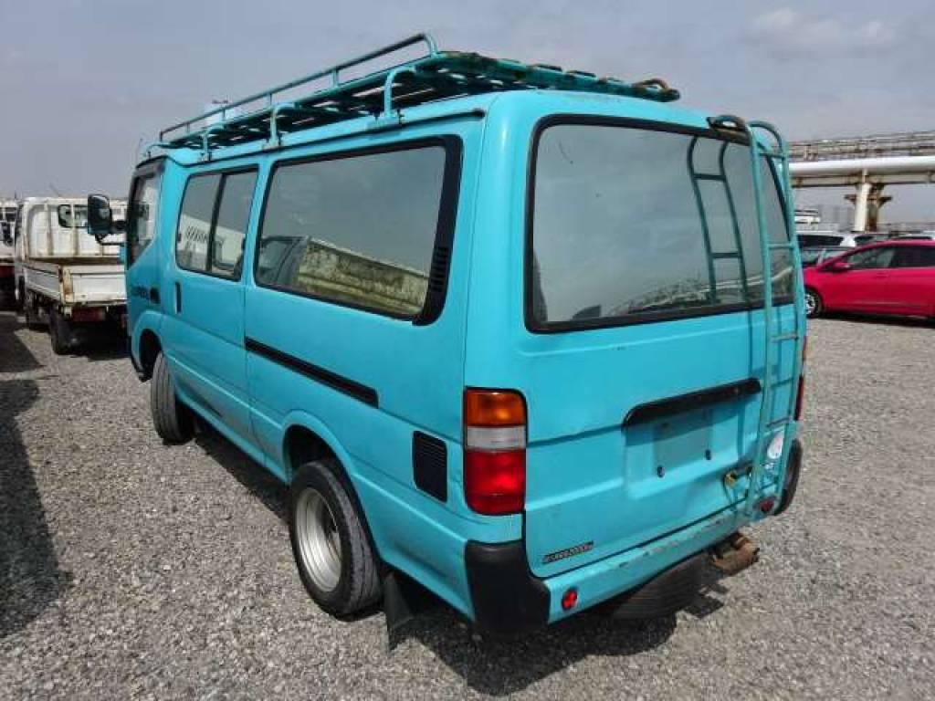 Used 2004 MT Toyota Toyoace Root Van BU306V Image[3]