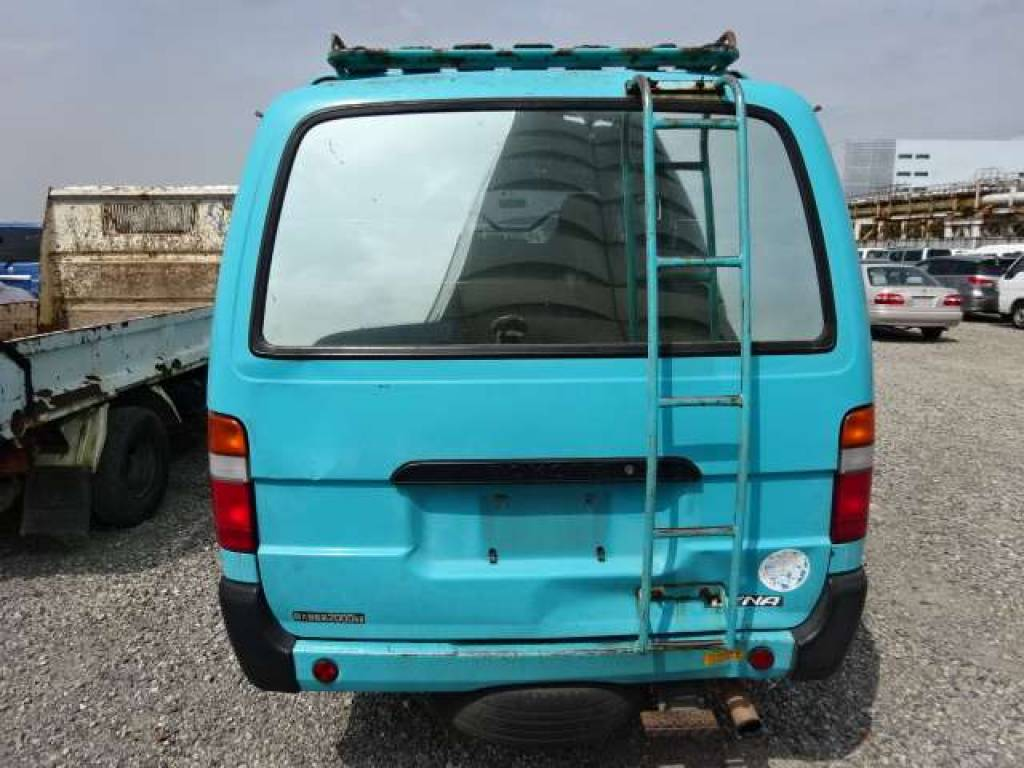 Used 2004 MT Toyota Toyoace Root Van BU306V Image[5]