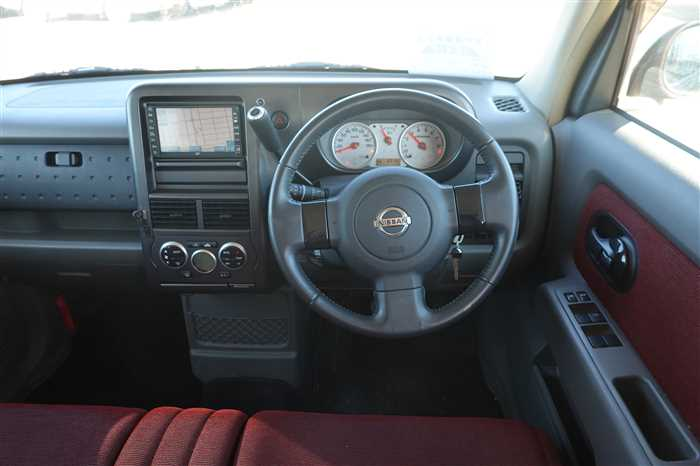 Used 2007 AT Nissan Cube Cubic YGZ11 Image[13]