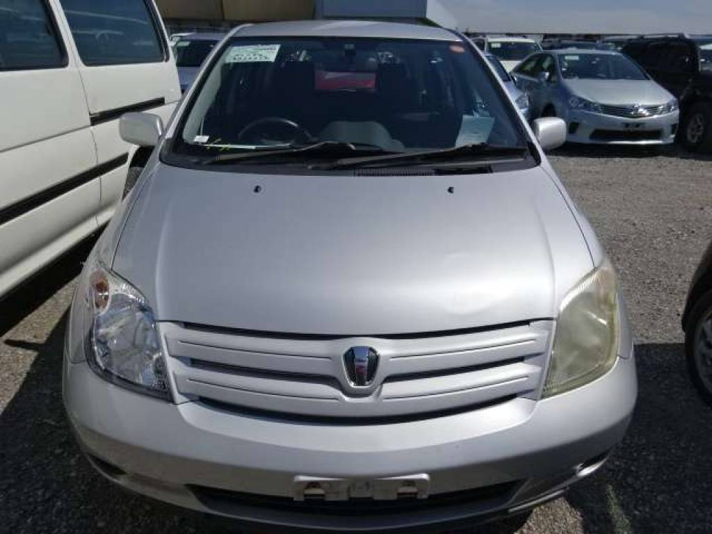 Used 2004 AT Toyota IST NCP65 Image[1]