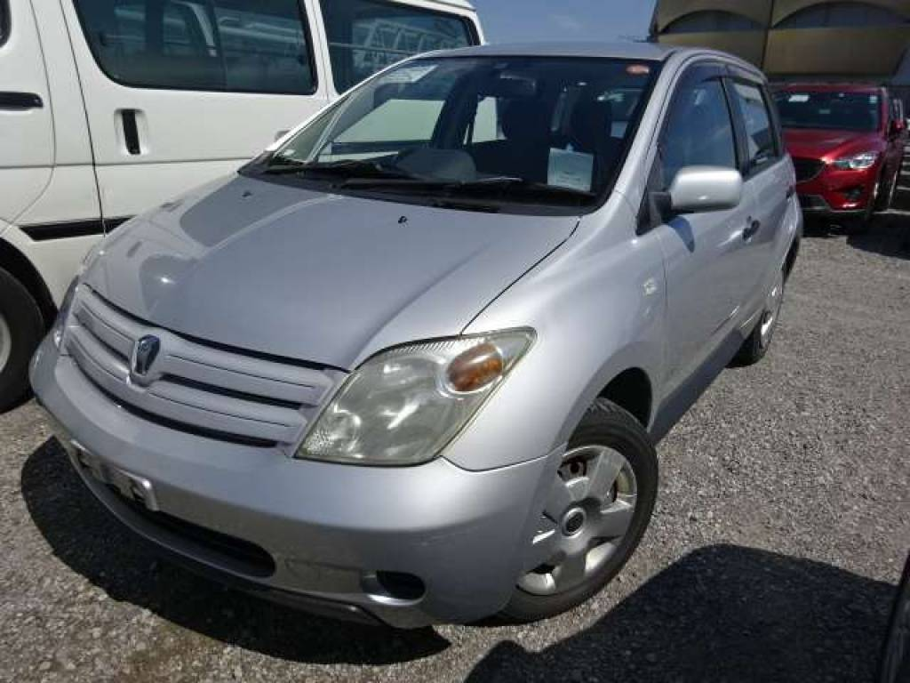 Used 2004 AT Toyota IST NCP65 Image[2]