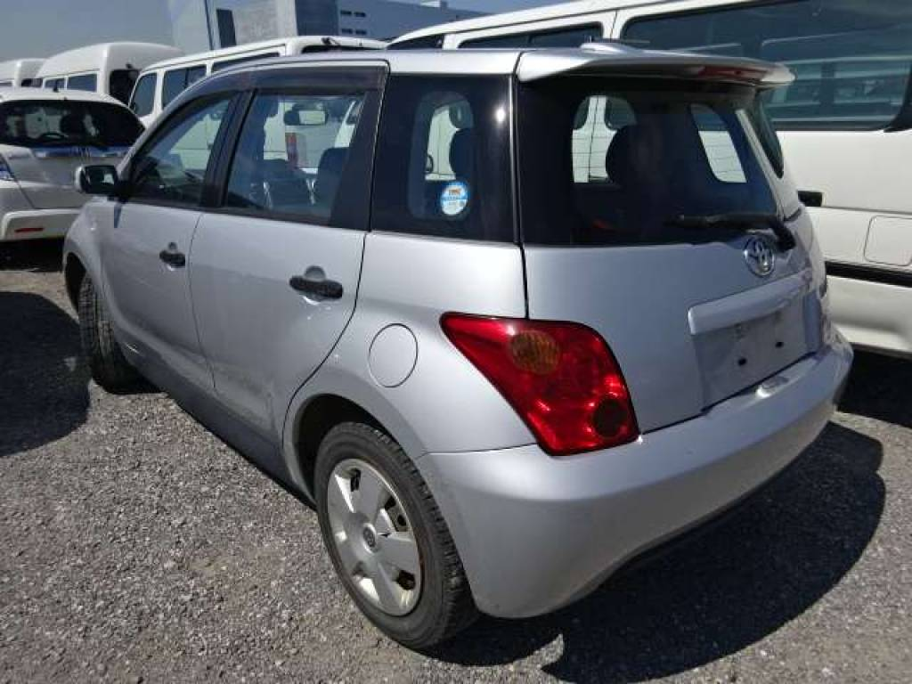 Used 2004 AT Toyota IST NCP65 Image[3]
