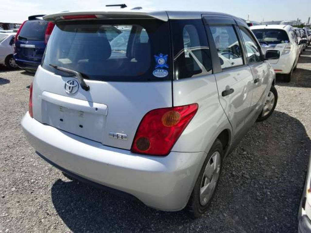 Used 2004 AT Toyota IST NCP65 Image[5]