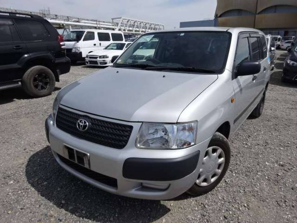 Used 2010 AT Toyota Succeed Wagon NCP58G Image[1]