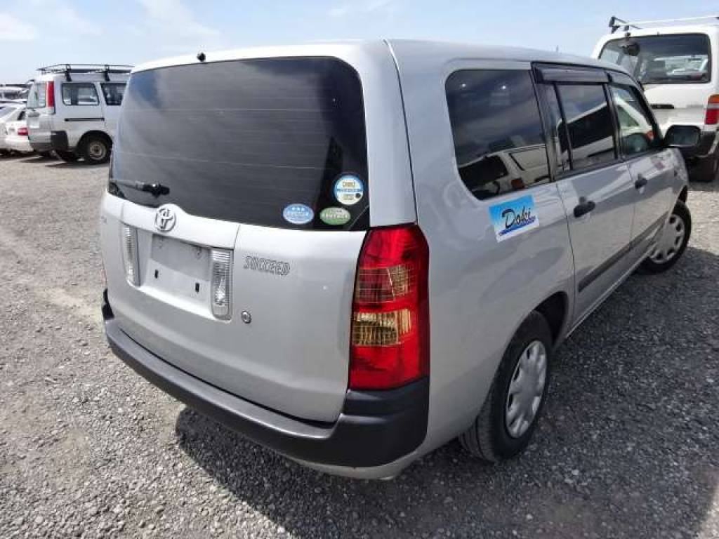 Used 2010 AT Toyota Succeed Wagon NCP58G Image[2]