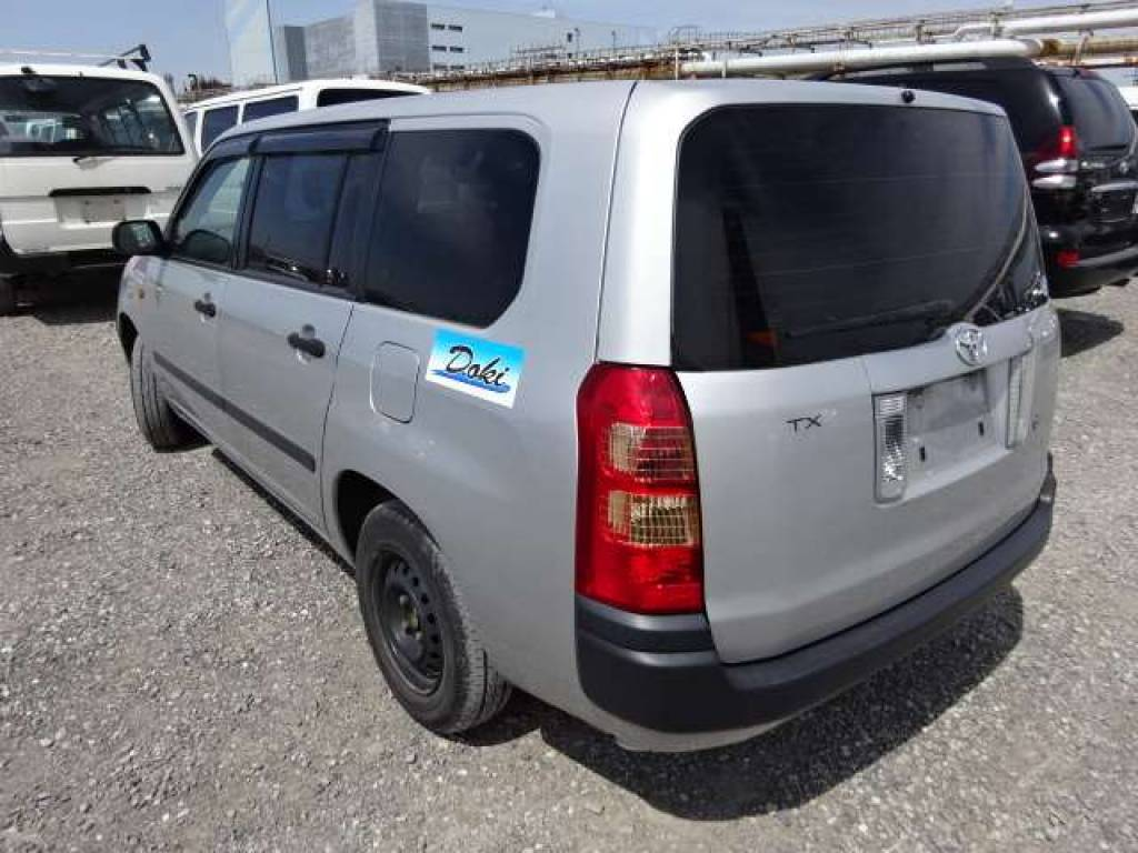 Used 2010 AT Toyota Succeed Wagon NCP58G Image[3]