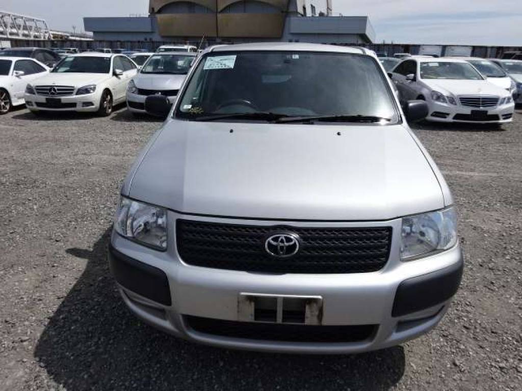 Used 2010 AT Toyota Succeed Wagon NCP58G Image[4]