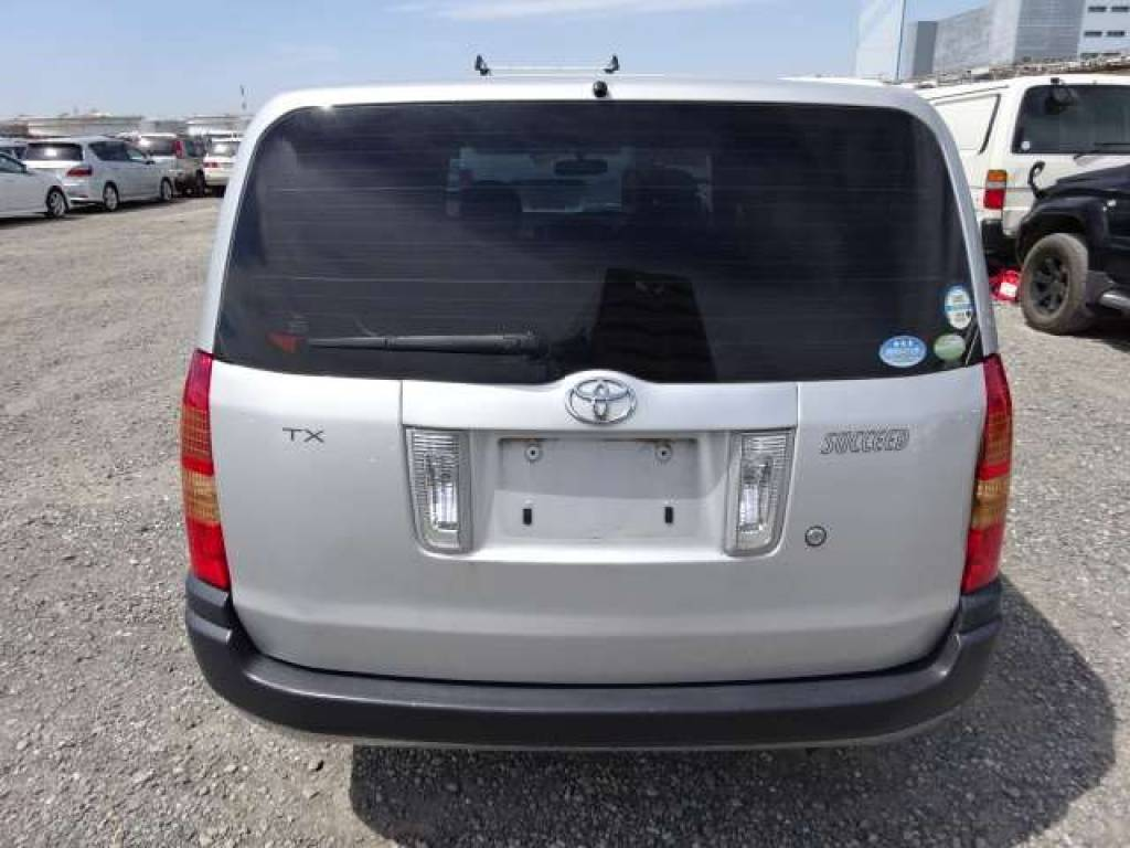 Used 2010 AT Toyota Succeed Wagon NCP58G Image[5]
