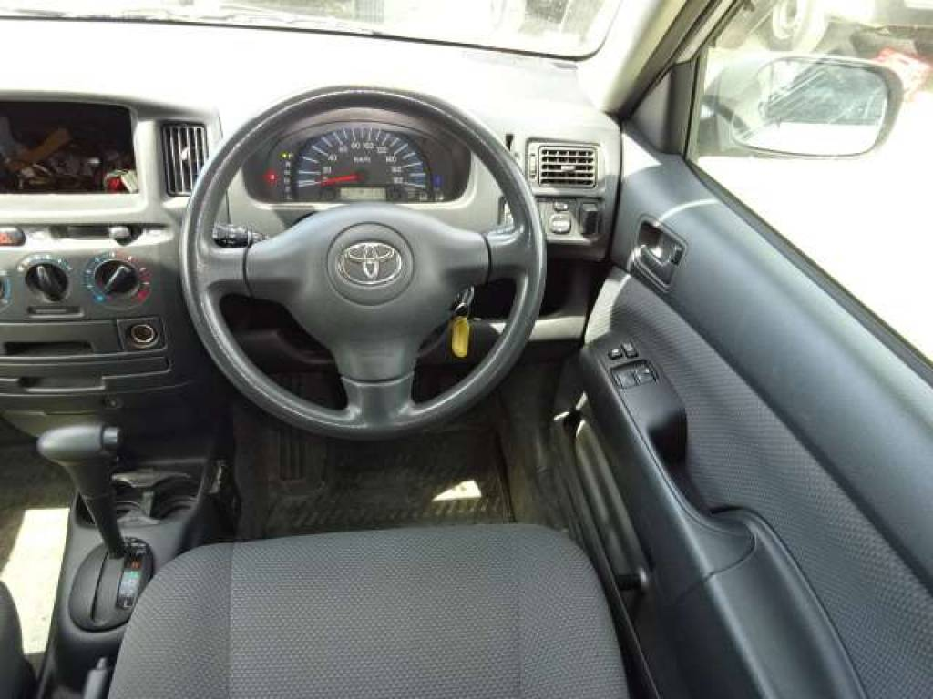 Used 2010 AT Toyota Succeed Wagon NCP58G Image[10]