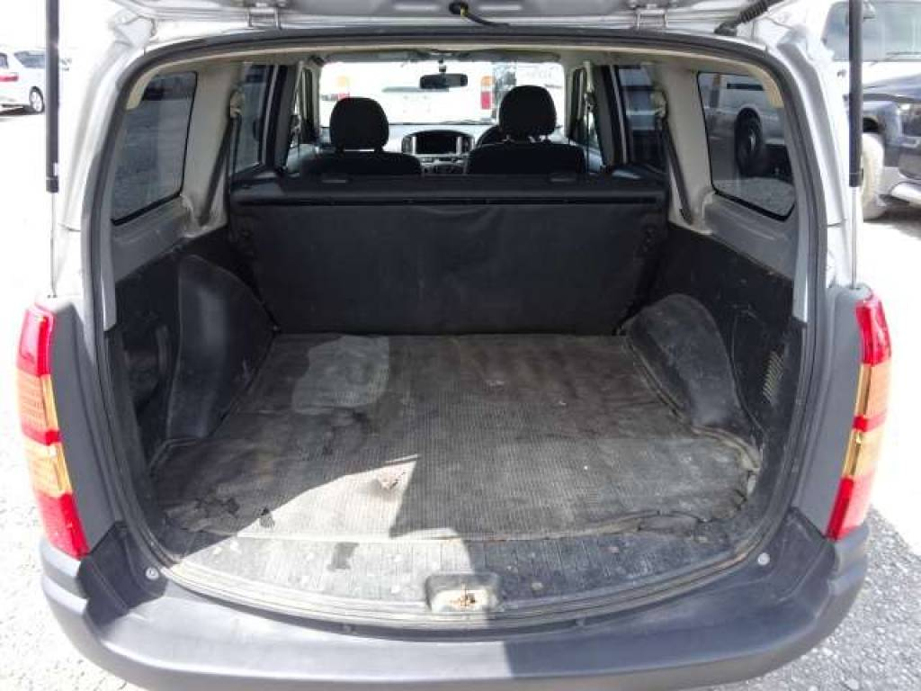Used 2010 AT Toyota Succeed Wagon NCP58G Image[17]