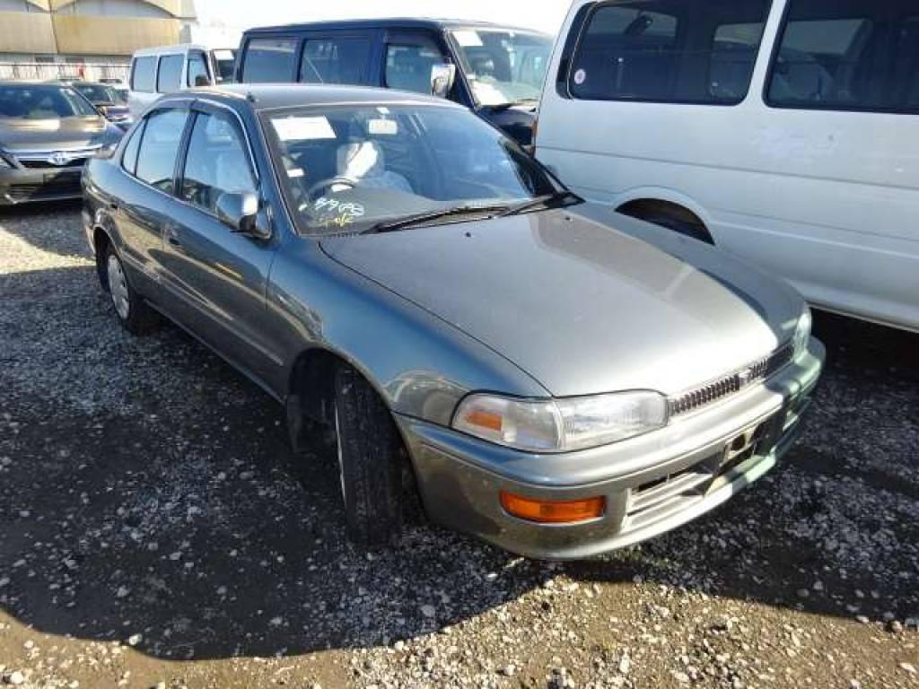 Used 1994 MT Toyota Sprinter Sedan AE100