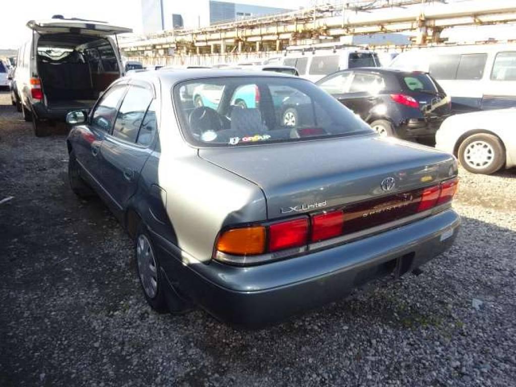 Used 1994 MT Toyota Sprinter Sedan AE100 Image[3]