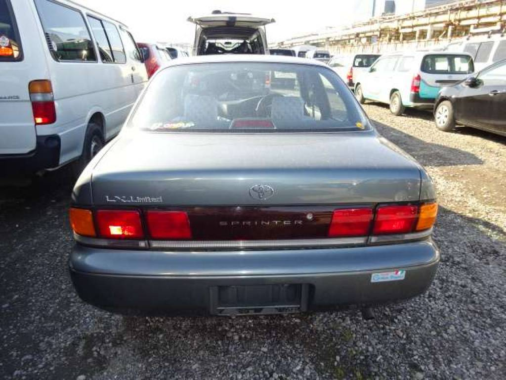 Used 1994 MT Toyota Sprinter Sedan AE100 Image[4]