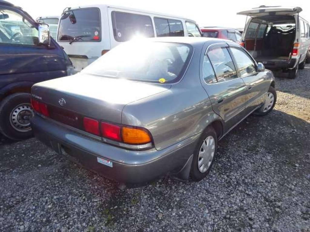 Used 1994 MT Toyota Sprinter Sedan AE100 Image[6]